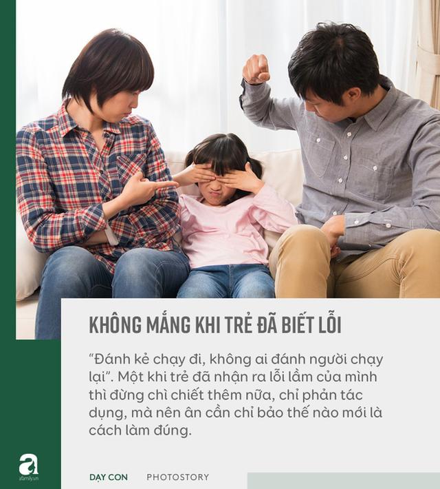 """Đừng bỏ qua quan điểm """"5 không trách, 6 không mắng"""" khi con phạm lỗi, đây mới là bí quyết bố mẹ dạy con khéo - Ảnh 11."""