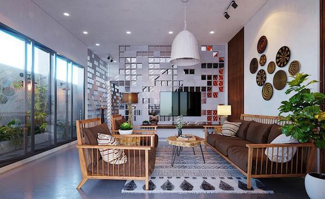 Các kiểu nội thất gỗ mộc vẫn khiến ngôi nhà đẹp nao lòng - Ảnh 3.