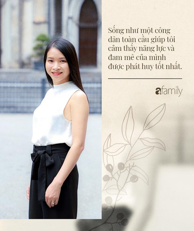 Emily Ngân Lương - Cô gái người Tày đỗ Tiến sĩ tại ĐH Birmingham của Anh ở tuổi vừa ngoài 30, được công nhận là một trong số ít công dân toàn cầu - Ảnh 4.