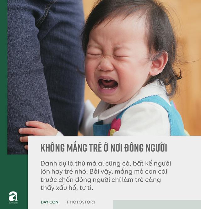 """Đừng bỏ qua quan điểm """"5 không trách, 6 không mắng"""" khi con phạm lỗi, đây mới là bí quyết bố mẹ dạy con khéo - Ảnh 8."""