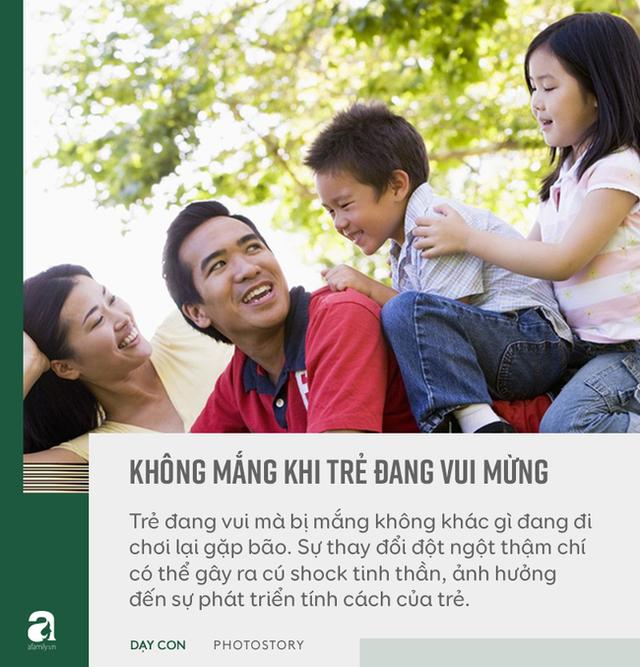 """Đừng bỏ qua quan điểm """"5 không trách, 6 không mắng"""" khi con phạm lỗi, đây mới là bí quyết bố mẹ dạy con khéo - Ảnh 10."""