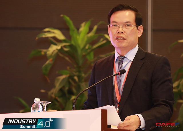Phó Trưởng Ban Kinh tế Trung Ương Triệu Tài Vinh: 4.0 không chỉ là cách mạng công nghệ mà quan trọng hơn là cách mạng về thể chế - Ảnh 1.