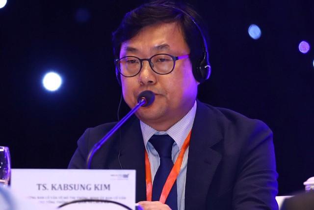 Cố vấn Tổng thống Hàn Quốc: Công nghệ 5G của Samsung rất quan trọng cho việc xây dựng smart city - Ảnh 1.