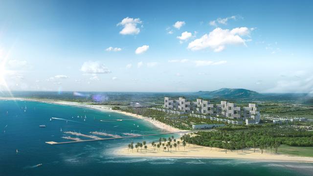 Hàng loạt dự án triệu USD dồn dập đầu tư, Bình Thuận quyết giữ danh hiệu thủ đô resort trên bản đồ thế giới - Ảnh 1.