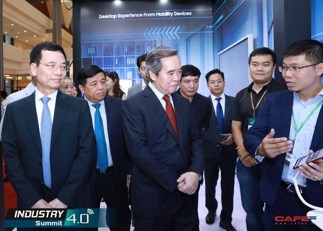 Trưởng Ban Kinh tế Trung ương Nguyễn Văn Bình: Với cách mạng 4.0, Việt Nam cần sự hợp tác, chia sẻ của các nước cũng như doanh nghiệp quốc tế - Ảnh 1.