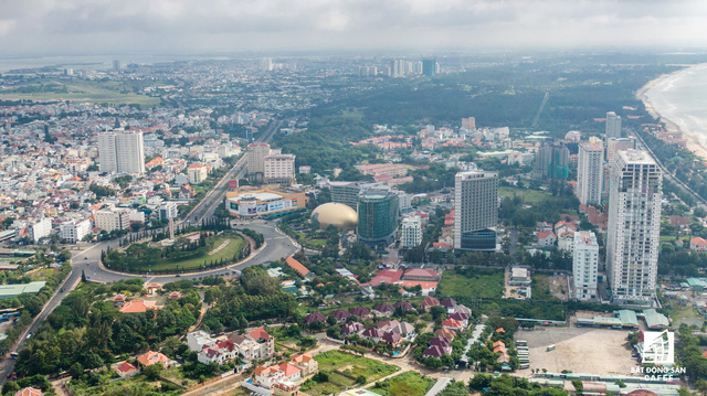 Đề xuất đầu tư gần 149.000 tỷ đồng làm siêu dự án tại TP. Bà Rịa - Ảnh 1.