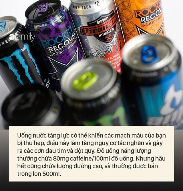 Chàng trai 26 tuổi hoàn toàn khỏe mạnh bỗng dưng đau tim và tê liệt tay vì ngày nào cũng uống 8-10 lon loại nước này - Ảnh 2.