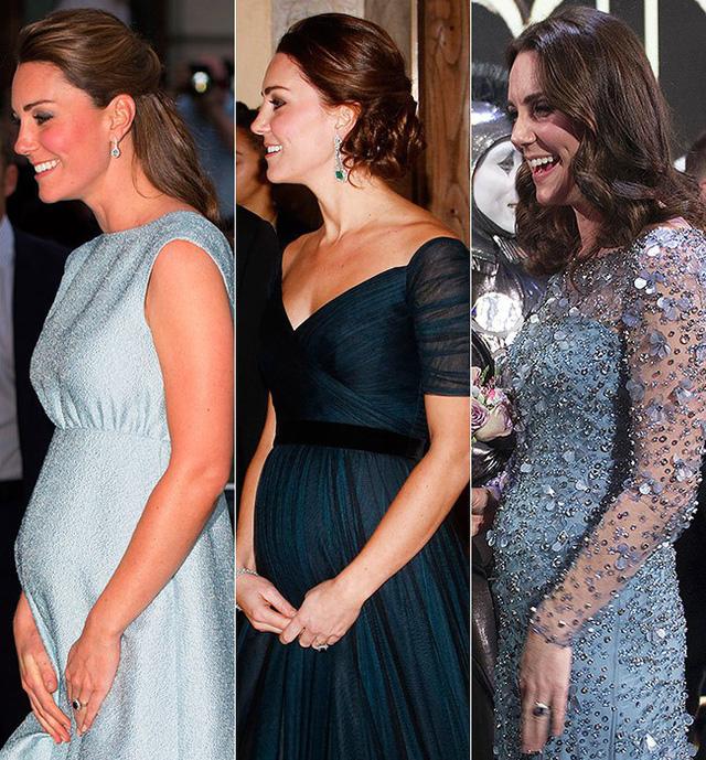 Một loạt dấu hiệu phản chủ cho thấy Công nương Kate có thể đã nhờ người mang thai hộ trong 3 lần sinh nở - Ảnh 4.