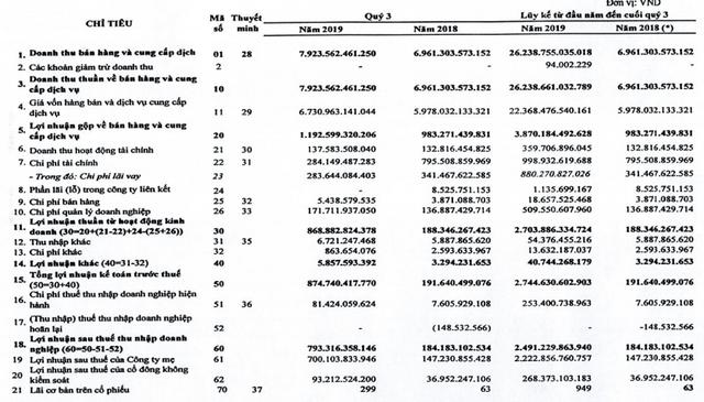 PV Power (POW): 9 tháng lãi 2.491 tỷ đồng vượt 9% kế hoạch cả năm 2019 - ảnh 2