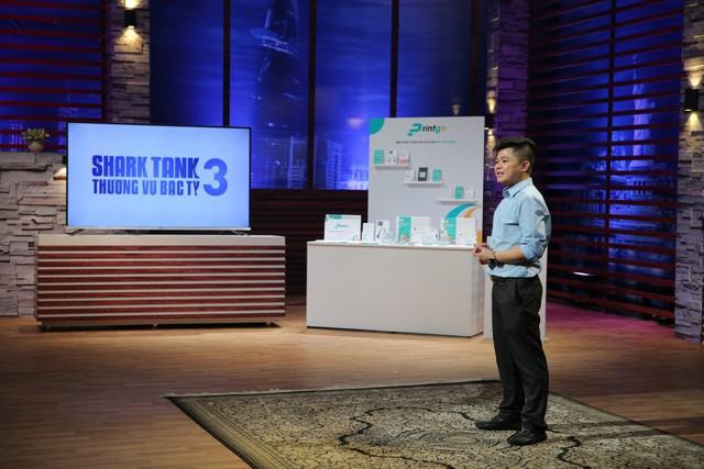 Nền tảng in ấn trực tuyến vừa chạy thử nghiệm 5 tháng, doanh thu 300 triệu đồng nhưng định giá công ty lên đến 16 tỷ, vẫn huy động được 5 tỷ từ Shark Bình và Shark Liên - ảnh 2
