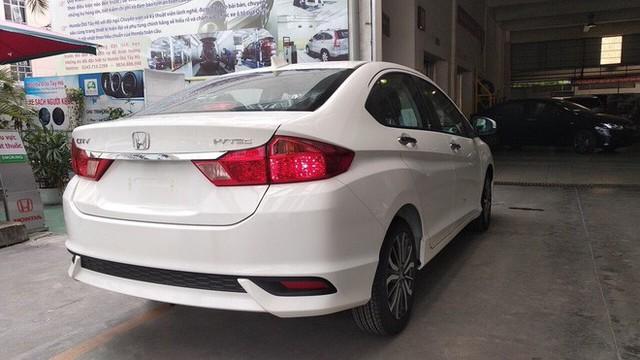 Honda City bản giá rẻ về đại lý, tăng sức nóng trong cuộc đua với Toyota Vios và Hyundai Accent - Ảnh 4.