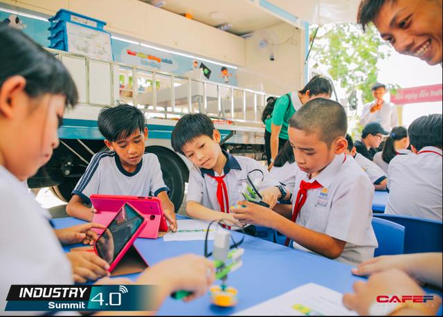 Nhân lực 4.0 và cơ hội từ những lớp học trong mơ giúp trẻ em yêu thích khoa học - Ảnh 4.