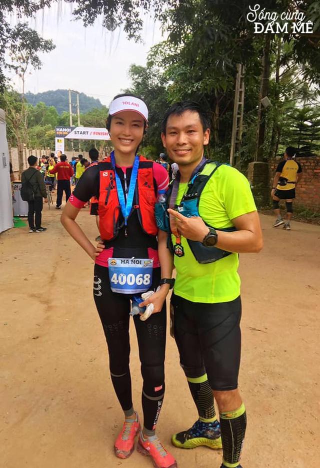 Hoa hậu Nguyễn Thu Thủy: Chạy marathon thì không bốc phét được! - Ảnh 13.