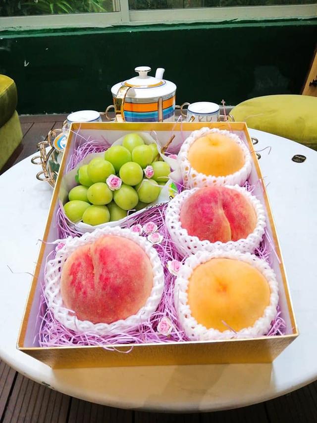 Đào tiên Nhật Bản có giá gần 1 triệu/cặp hút giới nhà giàu Việt - Ảnh 4.