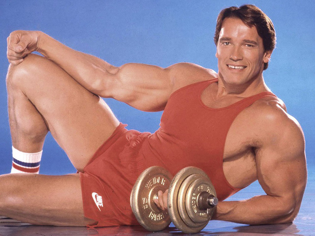Kẻ hủy diệt Arnold Schwarzenegger 72 tuổi vẫn khỏe phơi phới, tất cả là nhờ chế độ ăn uống và tập luyện siêu kỷ luật này - Ảnh 1.