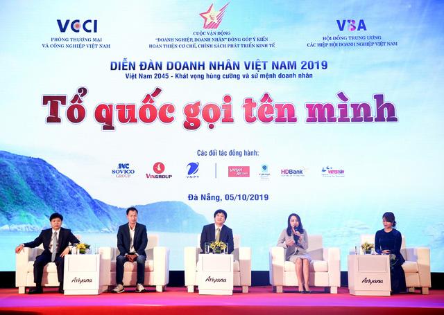 Tinh thần doanh nghiệp là sức mạnh để Việt Nam cất cánh - Ảnh 2.