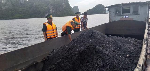 Tái diễn tình trạng tiêu thụ than, xăng dầu trái phép ở Cẩm Phả - Ảnh 3.