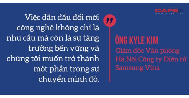 """""""Cuộc chơi"""" của người khổng lồ Hàn Quốc về chuyển dịch số tại Việt Nam - Ảnh 3."""