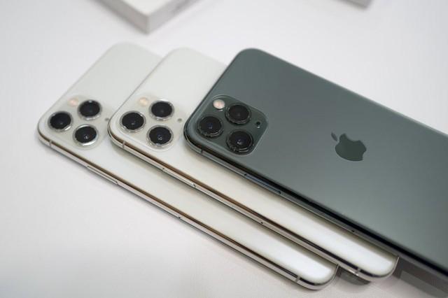 iPhone 11 khiến doanh số của Apple giảm sút tại Việt Nam - Ảnh 1.
