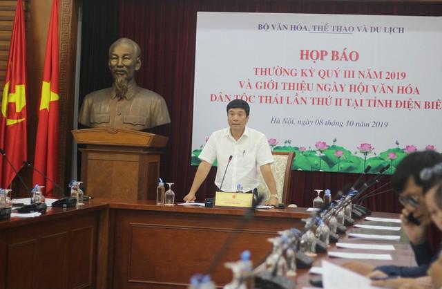 Công trình trên Mã Pì Lèng và sư Thích Thanh Toàn nóng họp báo - Ảnh 1.