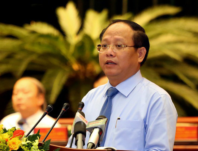 Cử tri đề nghị cho ông Tất Thành Cang thôi nhiệm vụ đại biểu HĐND TPHCM - Ảnh 3.