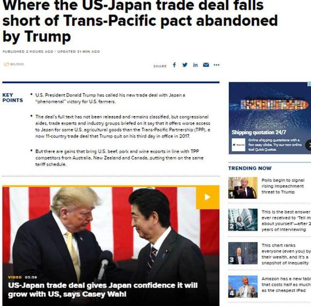Công bố đặc biệt từ Donald Trump, dồn Trung Quốc vào thế khó - Ảnh 4.