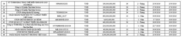 HNX lần đầu công bố báo cáo chi tiết toàn cảnh thị trường trái phiếu doanh nghiệp: 9 tháng huy động được 179.085 tỷ - Ảnh 6.