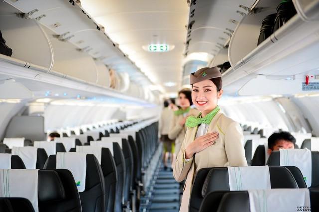 Chiêm ngưỡng dàn tàu bay hiện đại của Bamboo Airways - Ảnh 1.