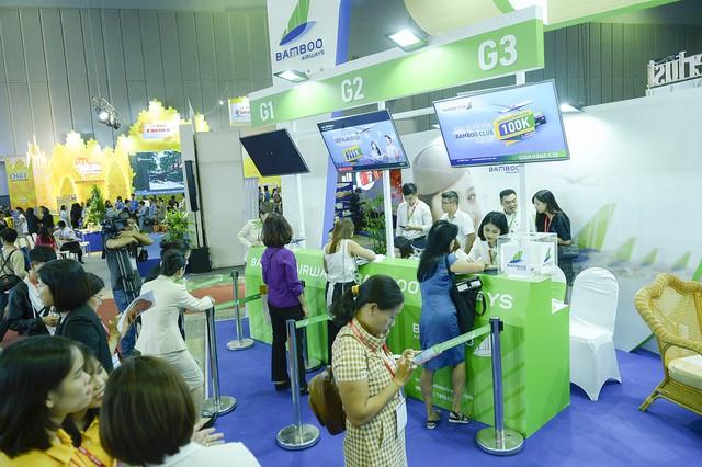 Chiêm ngưỡng dàn tàu bay hiện đại của Bamboo Airways - Ảnh 3.