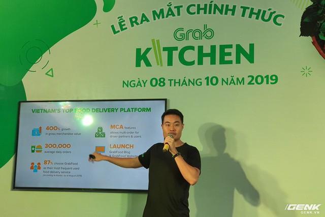 Grab đưa mô hình GrabKitchen về Việt Nam: bếp tập trung thời 4.0, rút ngắn thời gian shipper đi mua và giao - Ảnh 1.