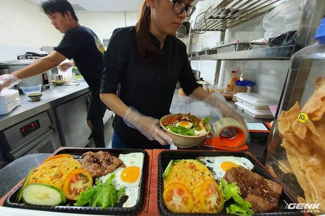 Grab đưa mô hình GrabKitchen về Việt Nam: bếp tập trung thời 4.0, rút ngắn thời gian shipper đi mua và giao - Ảnh 4.