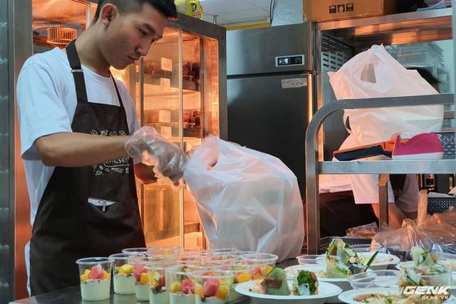 Grab đưa mô hình GrabKitchen về Việt Nam: bếp tập trung thời 4.0, rút ngắn thời gian shipper đi mua và giao - Ảnh 7.