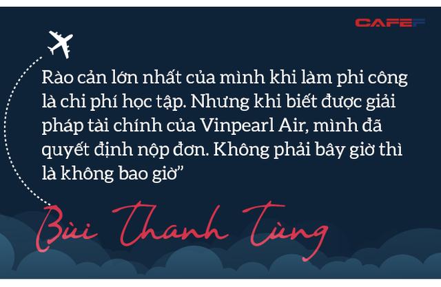 Bước ngoặt cuộc đời của hai bạn trẻ Việt mang trong mình ước mơ trở thành phi công - Ảnh 2.