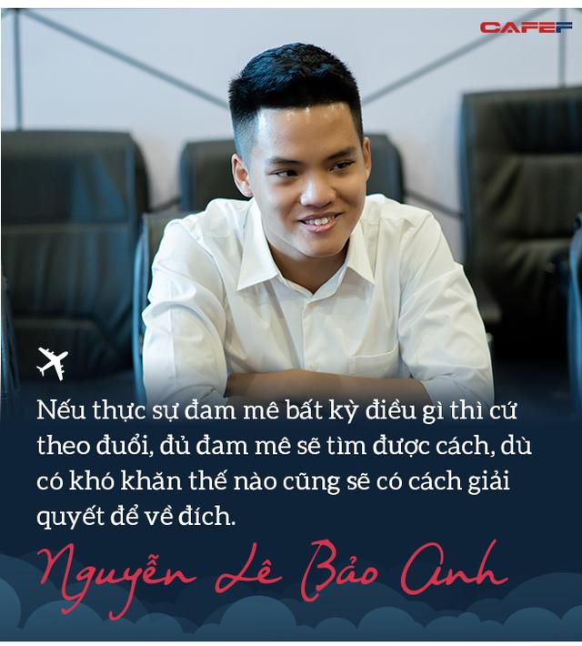 Bước ngoặt cuộc đời của hai bạn trẻ Việt mang trong mình ước mơ trở thành phi công - Ảnh 4.