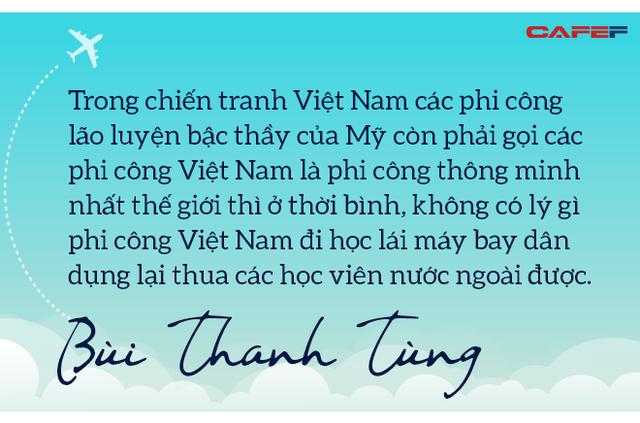 Bước ngoặt cuộc đời của hai bạn trẻ Việt mang trong mình ước mơ trở thành phi công - Ảnh 8.