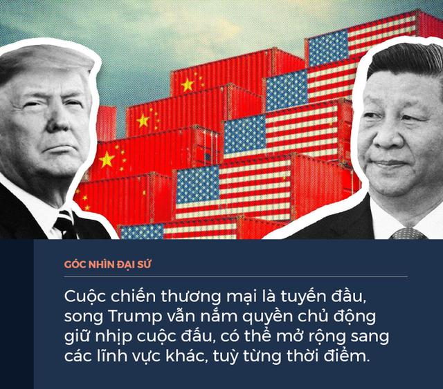 Bài phát biểu của Phó Tổng thống Mỹ và thông điệp với Trung Quốc: Đã lùi xa giấc mơ soán ngôi Mỹ - Ảnh 1.