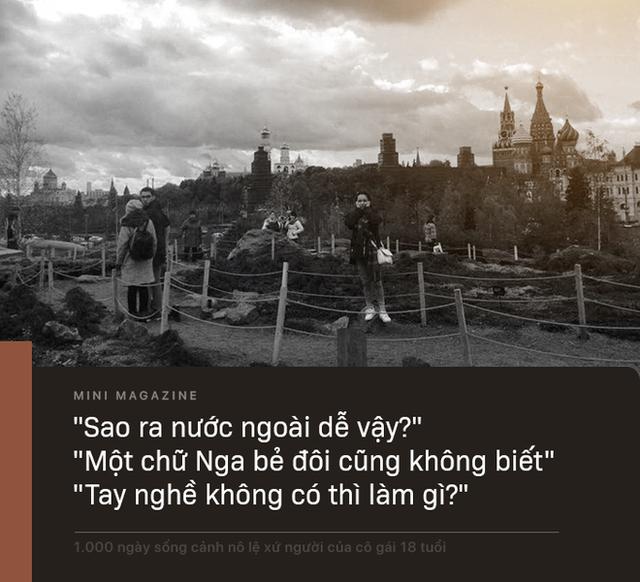 1.000 ngày sống cảnh nô lệ xứ người của cô gái 18 tuổi: Con chết mất… con muốn được về Việt Nam chết - Ảnh 4.