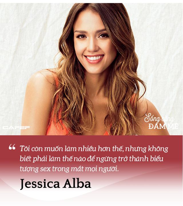 """Cú lội ngược dòng ngoạn mục của """"Thiên thần bóng tối"""" Jessica Alba: Từ diễn viên bị ép đóng cảnh nóng vì quá sexy đến doanh nhân sở hữu đế chế tỷ USD - Ảnh 2."""
