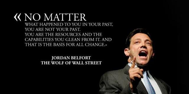[Quy tắc đầu tư vàng]  Cách Jordan Belfort trở thành Sói già phố Wall khi mới 27 tuổi - Ảnh 1.