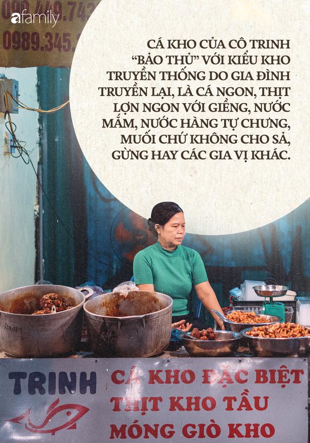 """Quán cá kho nức tiếng, khách mua vài triệu một lúc là thường ở chợ Hàng Bè và chuyện giờ mới bật mí phía sau cái tiếng """"bán cá mà kiêu"""" - Ảnh 3."""