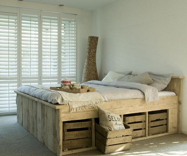 Những kiểu giường đột phá về thiết kế và sự tiện dụng cho phòng ngủ tý hon - Ảnh 5.