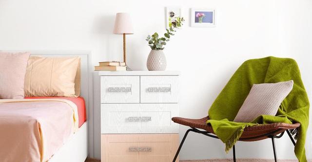 Những kiểu giường đột phá về thiết kế và sự tiện dụng cho phòng ngủ tý hon - Ảnh 8.
