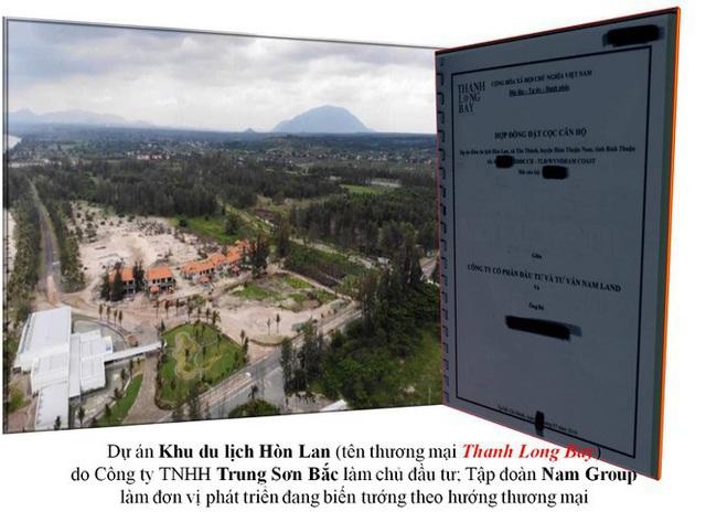 Siêu dự án Thanh Long Bay chưa được duyệt quy hoạch đã rao bán rầm rộ - Ảnh 2.