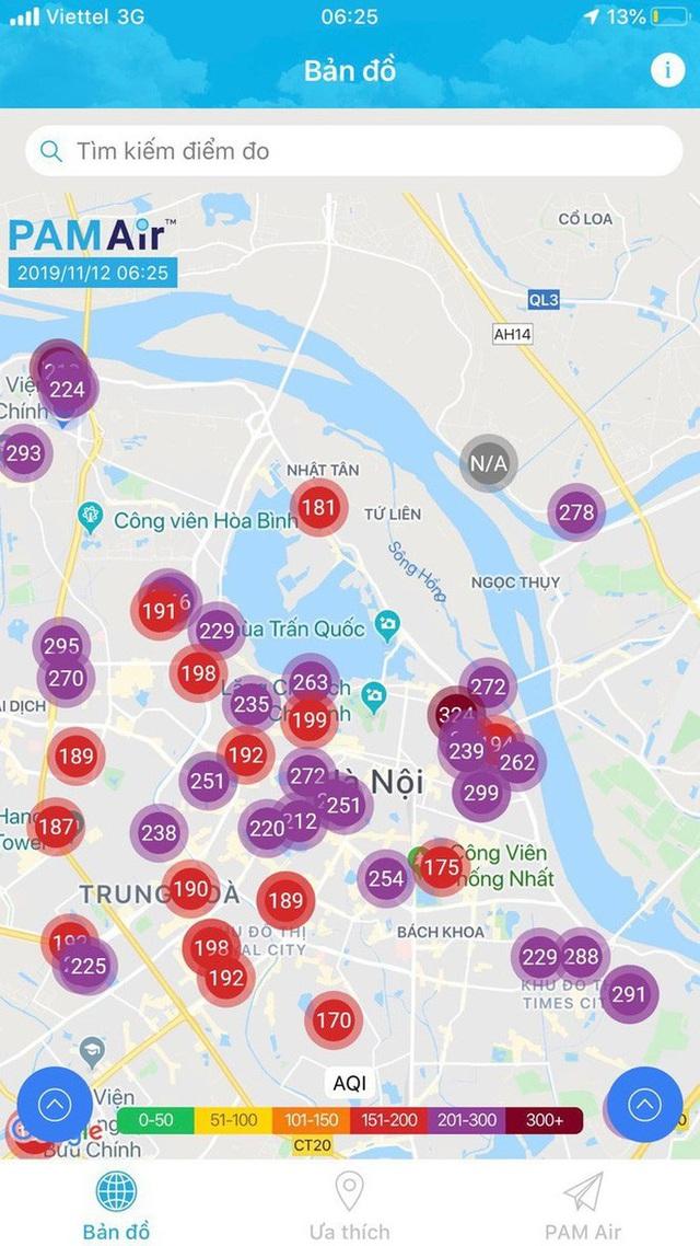 Đại biểu Quốc hội: Tình hình ô nhiễm không khí ở Hà Nội rất xấu  - Ảnh 1.