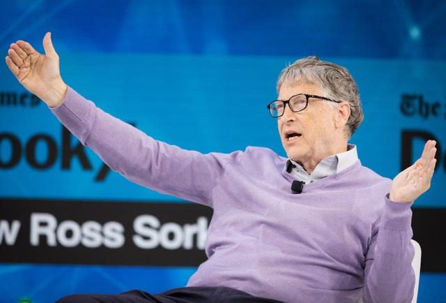 Muốn được người đời trọng vọng, trước tiên phải biết giữ cái đầu lạnh như Bill Gates: Bản lĩnh của một tỷ phú là không để cái tôi làm mờ mắt mình! - Ảnh 1.