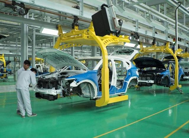 Thủ tướng: Nghiên cứu không áp thuế đối với ô tô điện - Ảnh 1.