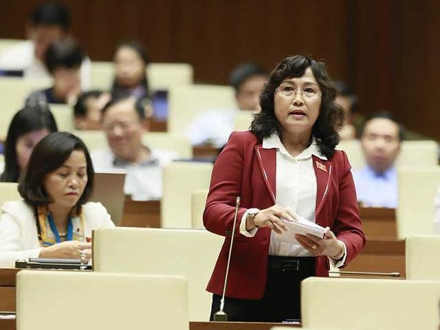 Đề xuất cán bộ hành pháp, tư pháp không làm đại biểu Quốc hội - Ảnh 1.