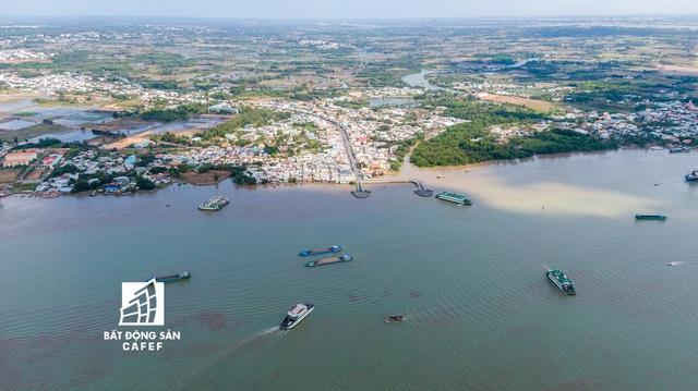 Toàn cảnh hạ tầng giao thông đồ sộ ở 4 cửa ngõ khu Đông Sài Gòn, nơi thị trường BĐS phát triển như vũ bão - Ảnh 4.