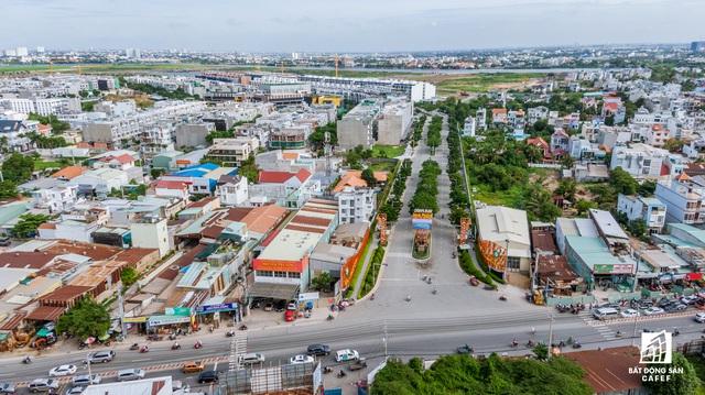 Toàn cảnh hạ tầng giao thông đồ sộ ở 4 cửa ngõ khu Đông Sài Gòn, nơi thị trường BĐS phát triển như vũ bão - Ảnh 6.