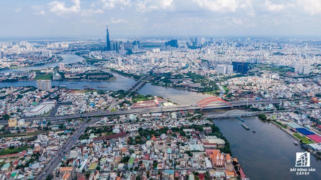 Toàn cảnh hạ tầng giao thông đồ sộ ở 4 cửa ngõ khu Đông Sài Gòn, nơi thị trường BĐS phát triển như vũ bão - Ảnh 7.